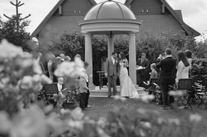 Morley Hayes, Outdoor Wedding