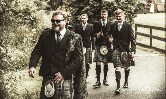 Wedding Photography by Ewan Mathers - Photographer