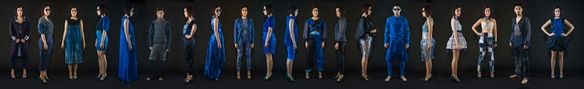 Alternative Fashion Week - 'Blue'