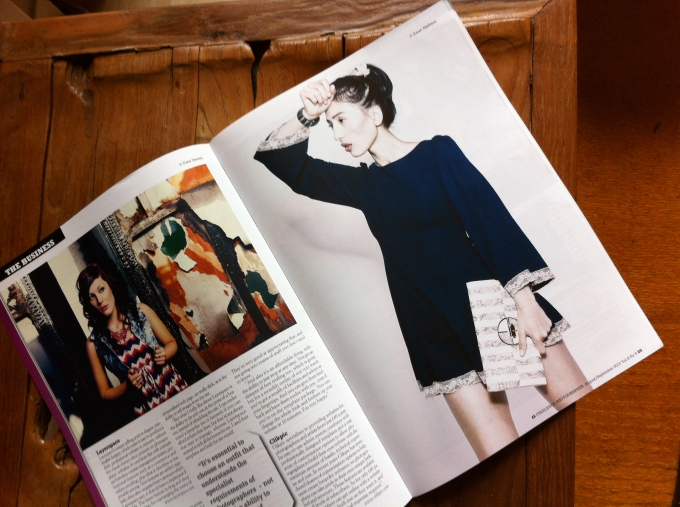 Ewan Mathers photo in f2 Freelance Photographer Magazine