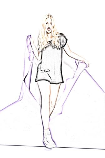 Rachel Bowler - Super Model