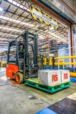 Trucklog on Forklift