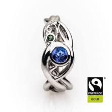 Art Nouveau Style Ring