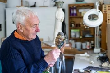 Eddie Hallam - Sculptor