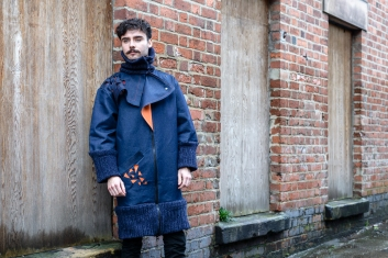 Male Fashion - Coat