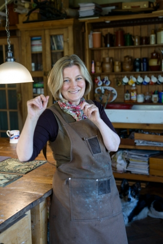 Jill Kerr - Lino Cutting