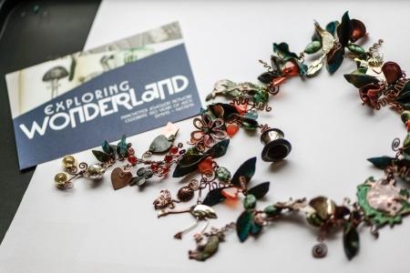 Hilary Morel - Jewellery Designer