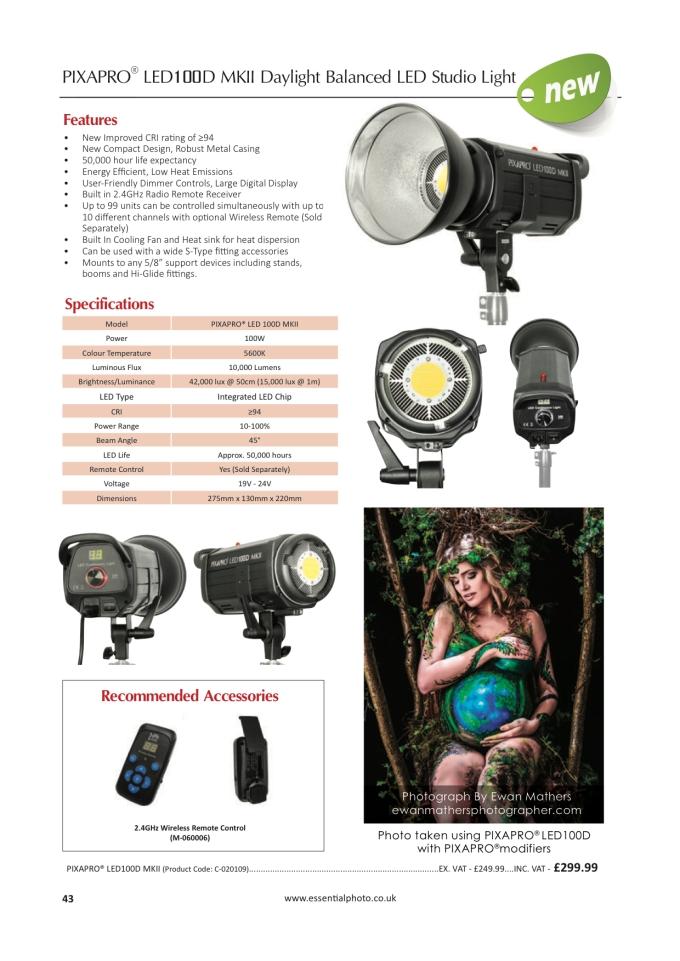 Pixapro Catalogue 2016 p43