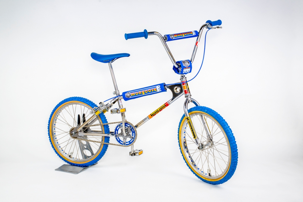 Mongoose Supergoose BMX Vintage Bicycle