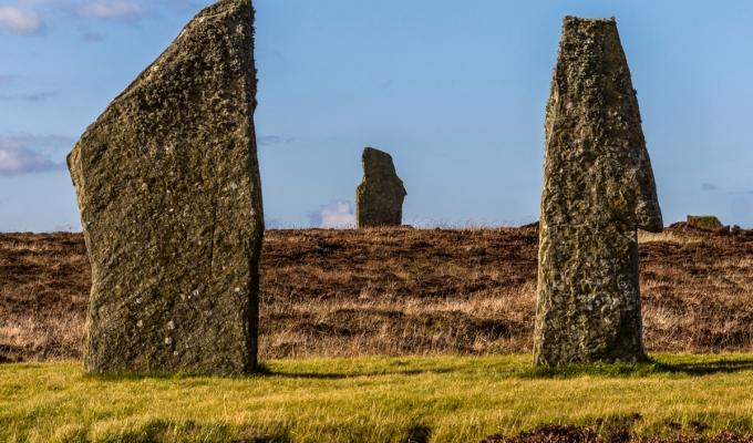 Orkney – StandingStones