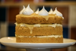 Aunt Marie's Kitchen - Scottish Tablet and Cakes
