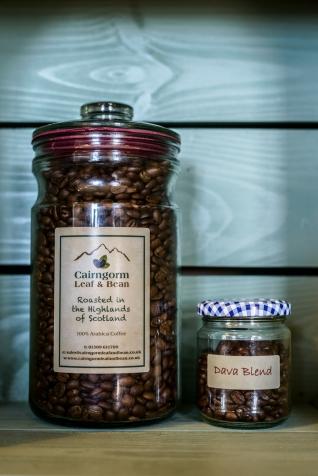 Cairngorm Leaf and Bean
