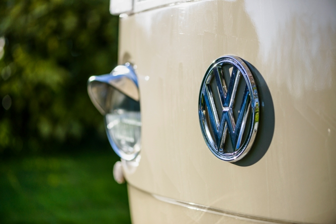 VW Camper Van - Highland Hobo Wedding Hire