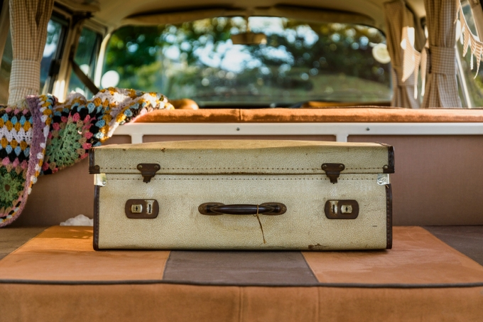 VW Camper Van – Highland Hobo introduce 'Peanut'